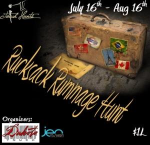 Rucksack Rummage Hunt