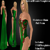 Lyrical B!zarre - Christmas Glam FP ADD