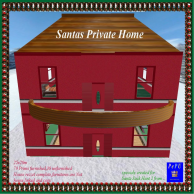 Santas Private Home