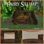 2KILL4 - Fairy Stump V1 Poster