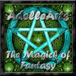 AdelleArts Manor Fashions Logo