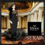 Shey Serap Gown