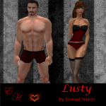 Lusty by EH Ad
